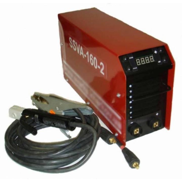 Сварочный инвертор SSVA-160-2 купить с Бесплатной доставкой