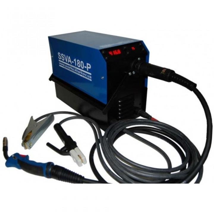 Сварочный полуавтомат SSVA-180-P купить с Бесплатной доставкой