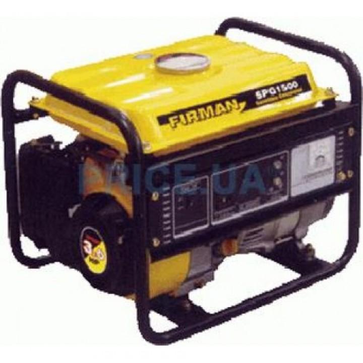 Бензиновый генератор Firman SPG 1500, Генераторы Firman