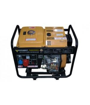 Дизельный генератор Форте FGD6500E3