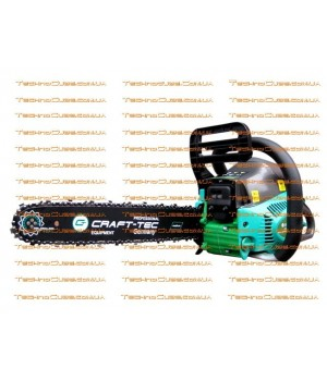Бензопила Craft-Tec CT-4000 NEW