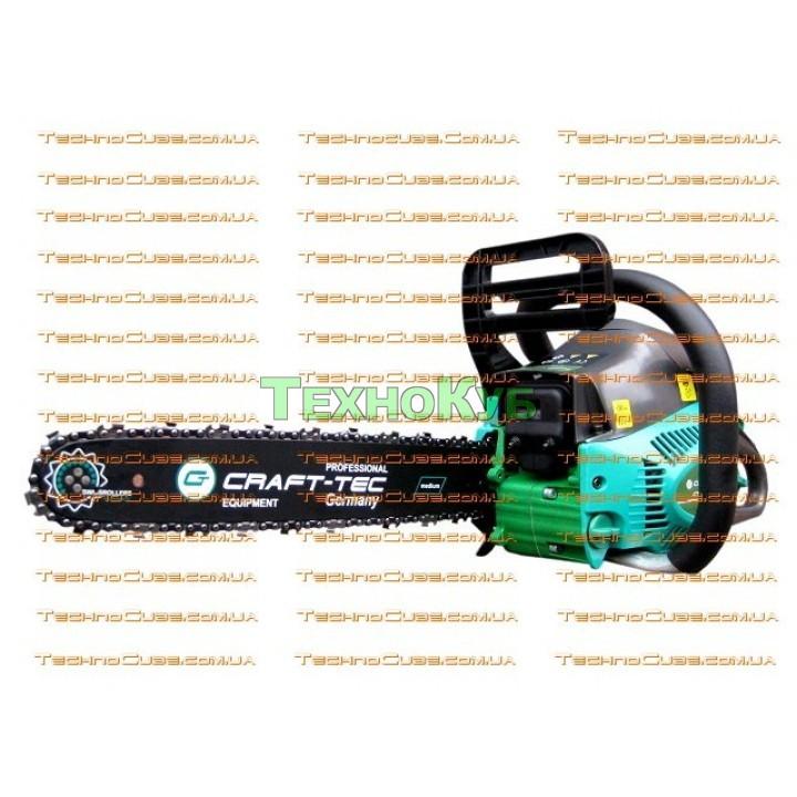 Бензопила Craft-Tec CT-4000 нового образца