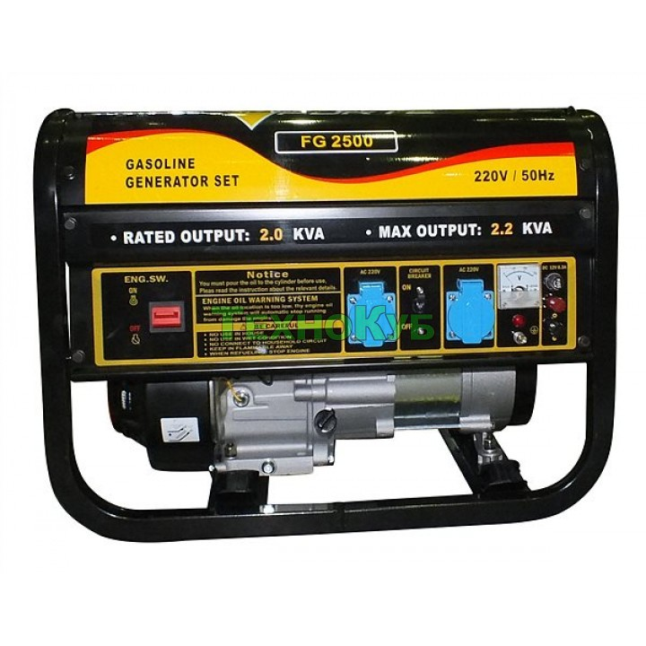 Бензиновый генератор Форте FG 2500, Генераторы Forte