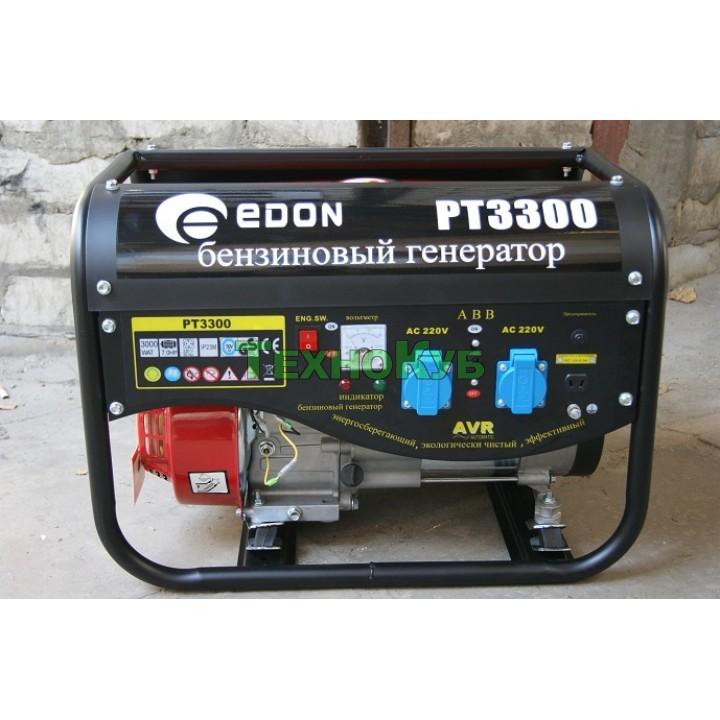 Бензиновый генератор Edon PT 3300, Генераторы Edon