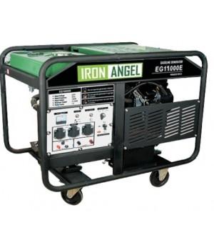 Бензиновый генератор Iron Angel EG 11000E