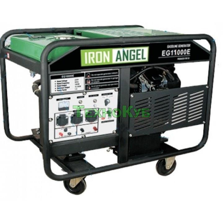 Бензиновый генератор Iron Angel EG 11000E, Генераторы Iron Angel