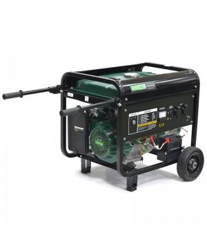 Бензиновый генератор Iron Angel EG 5500E