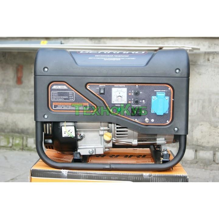 Бензиновый генератор Gerrard GPG 2000, Генераторы Gerrard