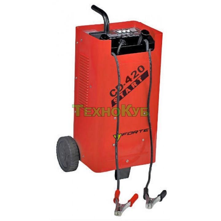 Пуско-зарядное устройство Forte CD 420