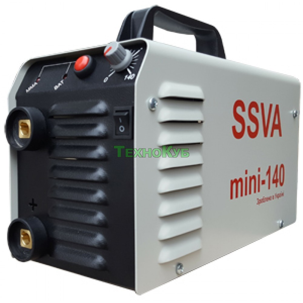 Купить Сварочный инвертор SSVA-MINI-140 | Сварочные ...  Инвертор Сварочный Купить