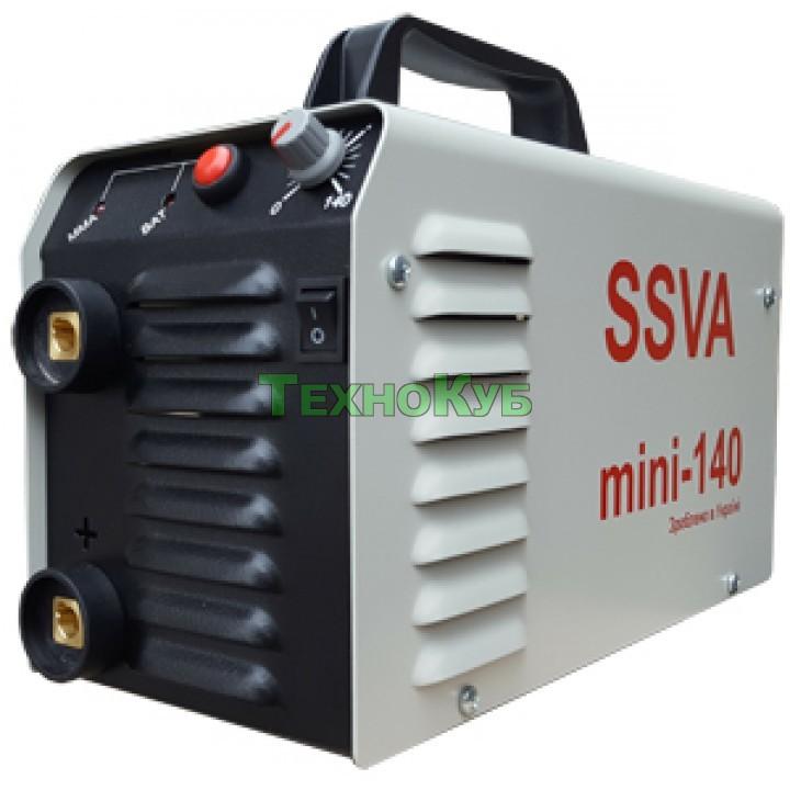 Сварочный инвертор SSVA-MINI-140 купить с Бесплатной доставкой