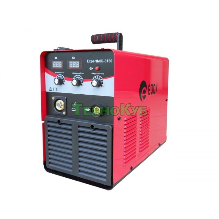 Сварочный инверторный полуавтомат Edon EXPERTMIG-3150