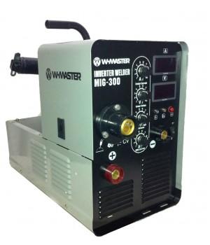 Сварочный инверторный полуавтомат W-Master MIG-300