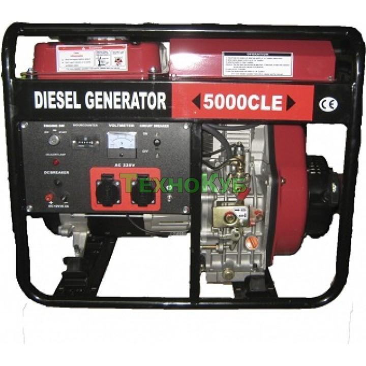 Дизельный генератор Weima WM5000CLE, Генераторы Weima