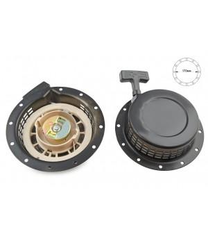 Ручной стартер (Кикстартер) для бензинового двигателя 6-9 л.с. (Вариат 1)