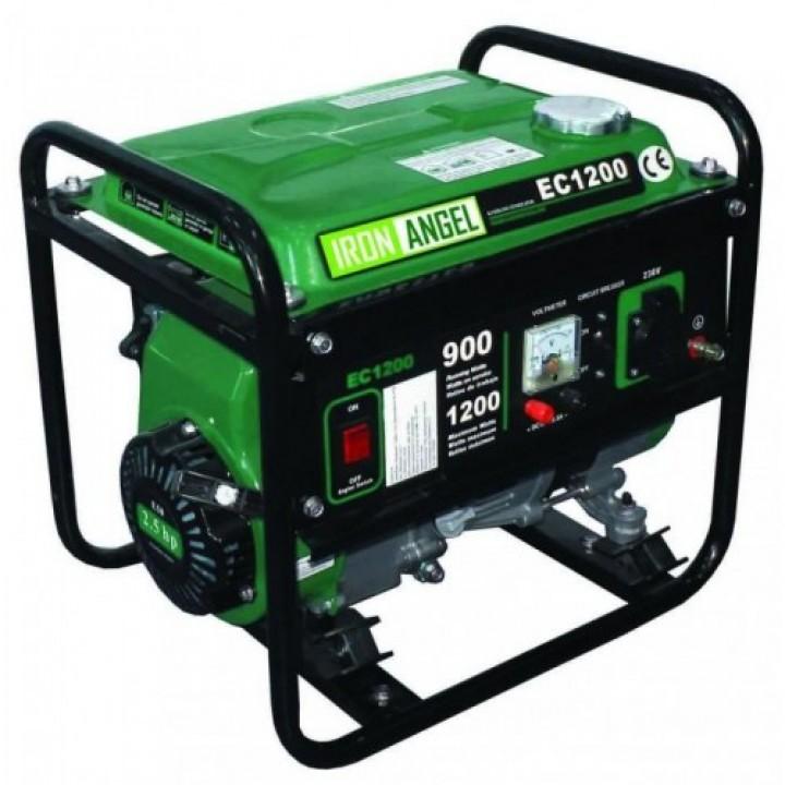 Бензиновый генератор Iron Angel EG 1200Z, Генераторы Iron Angel
