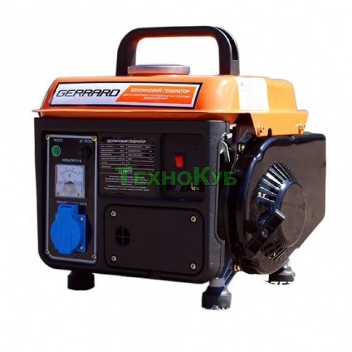 Бензиновый генератор Gerrard GPG 950, Генераторы Gerrard