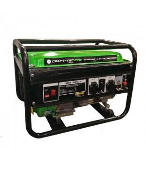 Бензиновый генератор Craft-tec GeG-3800