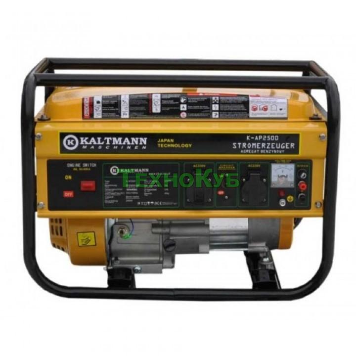 Бензиновый генератор Kaltmann K-AP2500, Генераторы Kaltmann