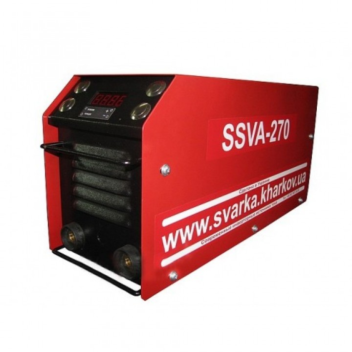 Сварочный инвертор SSVA-270 купить с Бесплатной доставкой