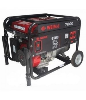 Бензиновый генератор Weima WM7000E-3