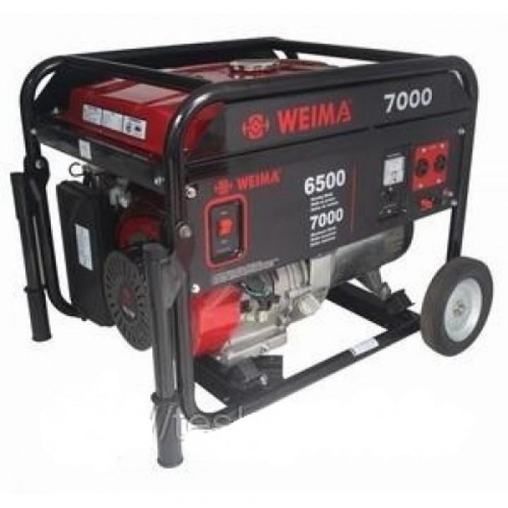 Бензиновый генератор Weima WM7000E-3, Генераторы Weima