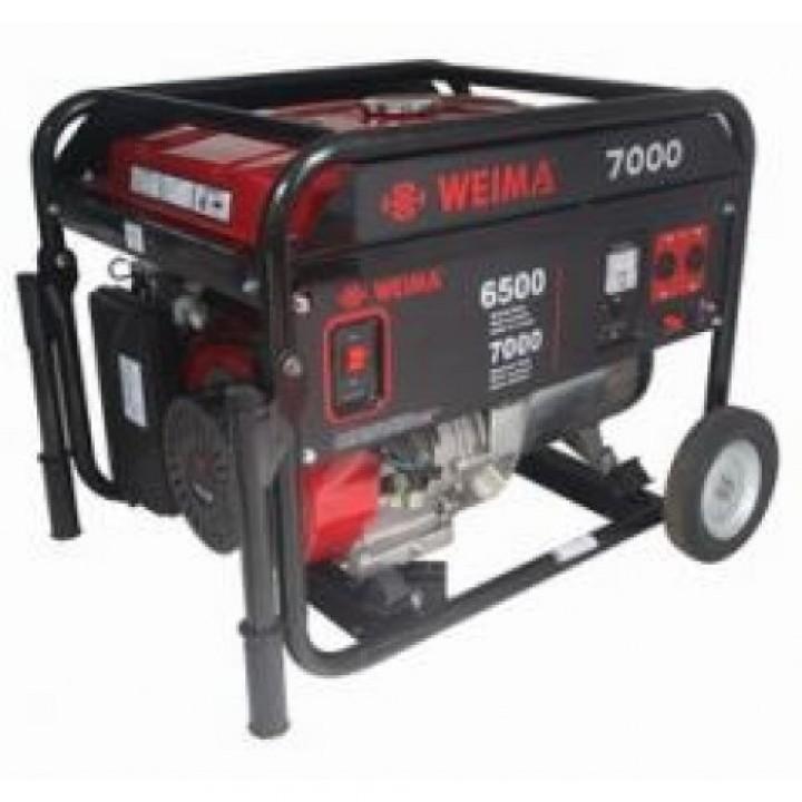 Бензиновый генератор Weima WM7000E, Генераторы Weima
