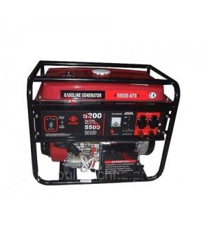 Бензиновый генератор WEIMA WM5500 ATS с автоматикой