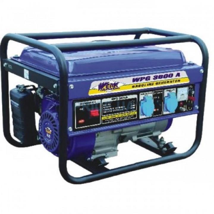 Бензиновый генератор Werk WPG 3600A, Генераторы Werk