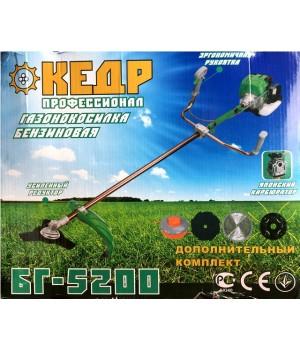 Мотокоса Кедр БГ-5200