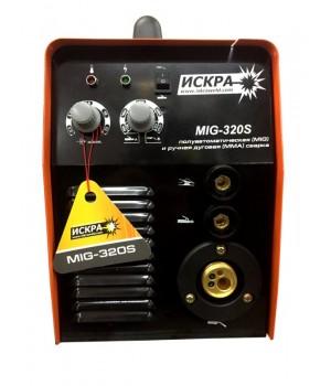 Сварочный полуавтомат Искра MIG-320S