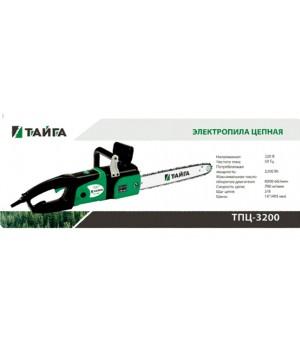 Электропила Тайга ТПЦ-3200