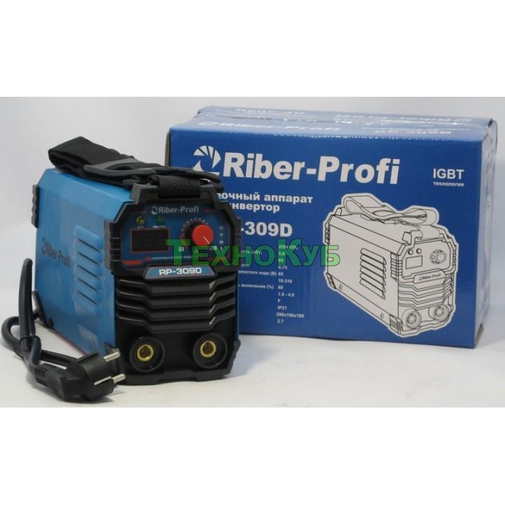 Сварочный инвертор Riber-Profi RP 309D (Дисплей)