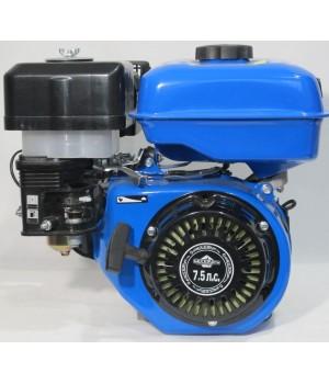 Двигатель бензиновый Беларусь 170F 7,5 л.с. 19 вал с шкивом