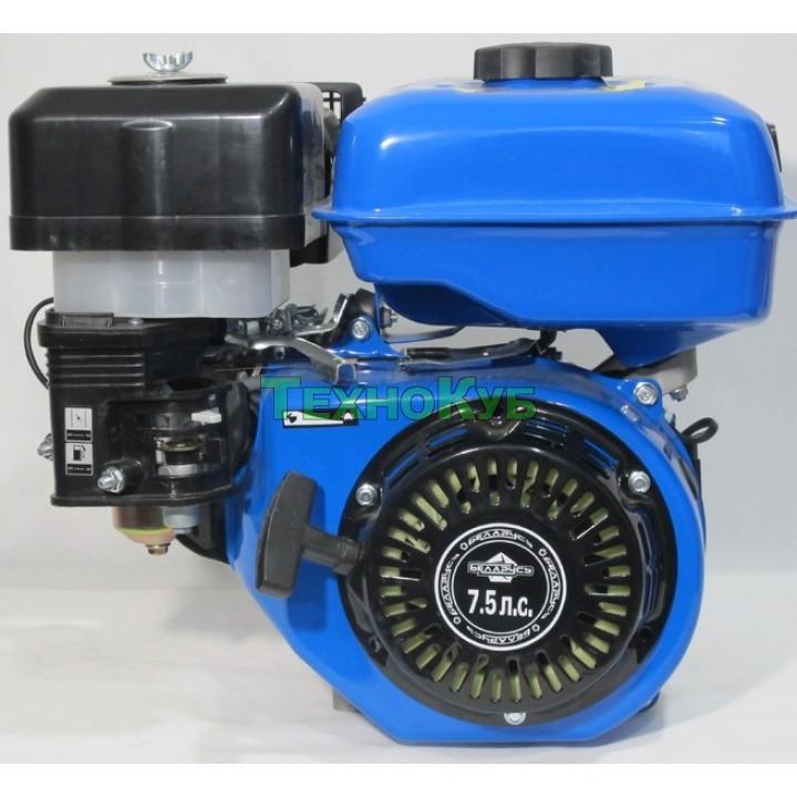 Двигатель бензиновый Беларусь 170F 7,5 л.с. 19 вал с шкивом на 3 ручейка