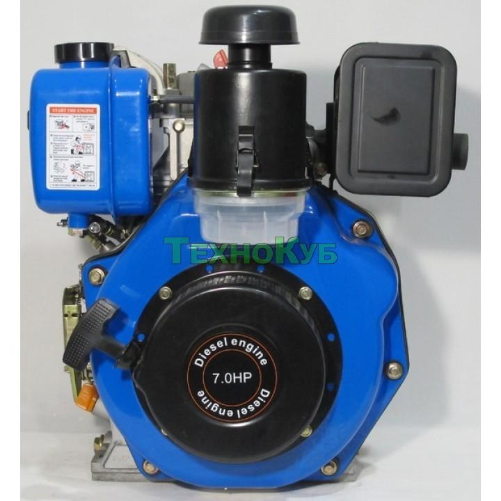 Двигатель дизельный Беларусь 178FE 7,0 л.с. шлиц электро-стартер