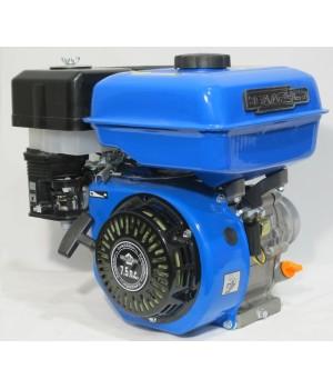 Двигатель бензиновый Беларусь 170F 7,5 л.с. шлиц 25 мм.