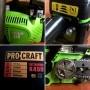 Бензопила Procraft K 450 2 шины, 2 цепи