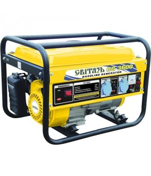 Бензиновый генератор Світязь СG3600
