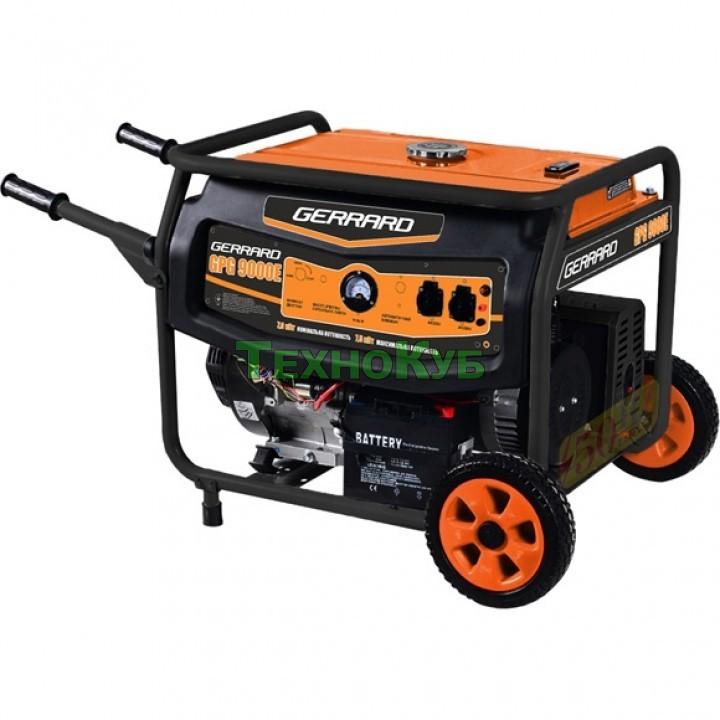 Бензиновый генератор Gerrard GPG9000E