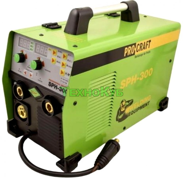 Сварочный полуавтомат Procraft SPH-300