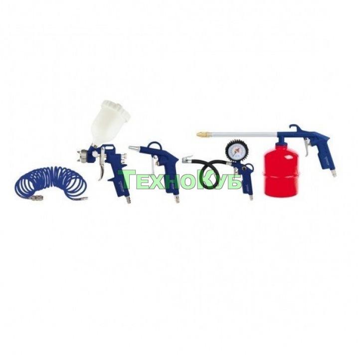 Набор пневмоинструментов Forte AT KIT-5G