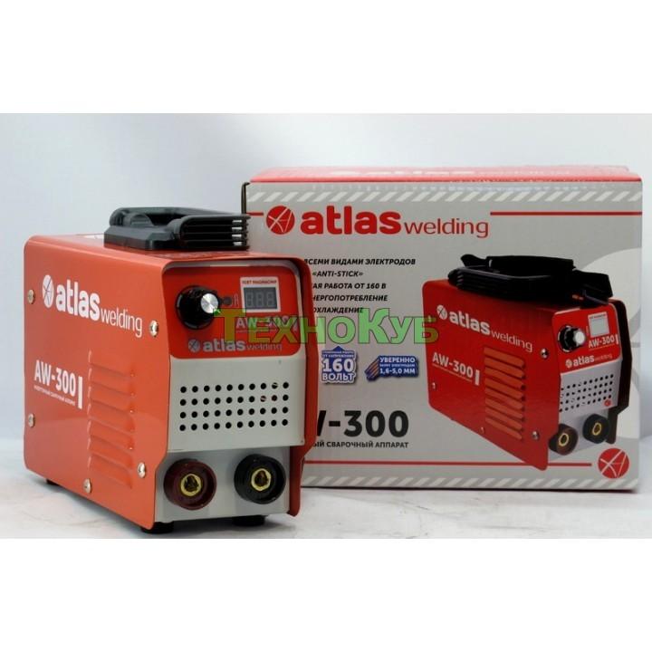 Сварочный инвертор Atlas AW-300 купить недорого