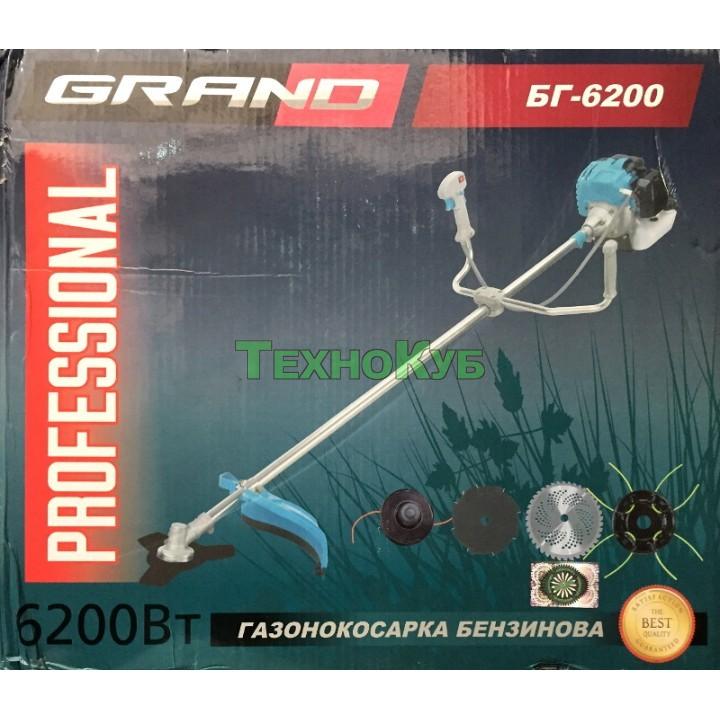 Мотокоса Grand БГ-6200