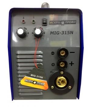 Сварочный полуавтомат Искра Профи MIG-315N