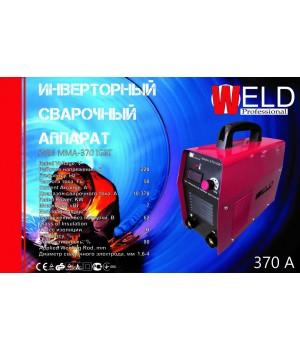 Сварочный инвертор Weld IWM MMA-370 IGBT Professional