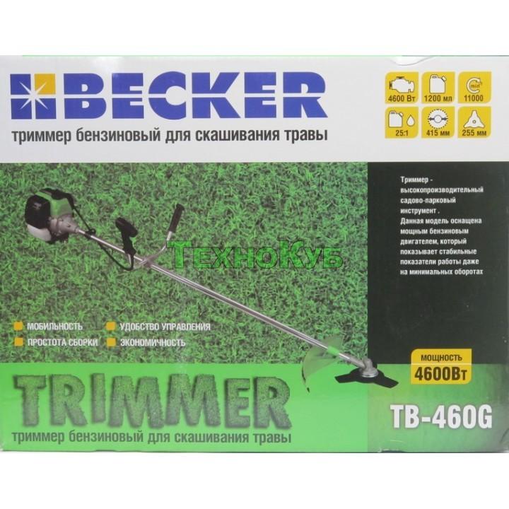Мотокоса Becker TB-460G