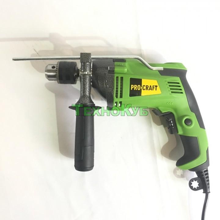 Дрель ударная Procraft PS-1250