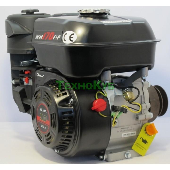 Двигатель бензиновый Weima WM170F-S с центробежным сцеплением