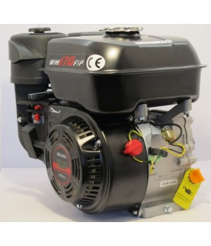 Двигатель бензиновый Weima WM170F-S бензин (7,0 л.с.) шпонка